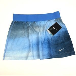 NIKE women's tennis skirt blue